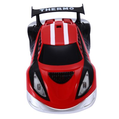 JJRC Q2W Wall Climbing CarRC Cars<br>JJRC Q2W Wall Climbing Car<br><br>Age: Above 8 years old<br>Brand: JJRC<br>Drive Type: Other<br>Functions: Climb, Forward/backward, LED, Turn left/right<br>Material: ABS<br>Motor Type: Brushed Motor<br>Package Contents: 1 x Wall Climbing Car, 1 x USB Cable, 1 x Chinese-English Manual<br>Package size (L x W x H): 14.00 x 6.50 x 21.00 cm / 5.51 x 2.56 x 8.27 inches<br>Package weight: 0.209 kg<br>Product size (L x W x H): 7.00 x 12.00 x 4.50 cm / 2.76 x 4.72 x 1.77 inches<br>Product weight: 0.063 kg<br>Remote Control: Bluetooth Remote Control<br>Type: Stunt Car