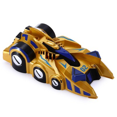 JJRC Q4W Wall Climbing CarRC Cars<br>JJRC Q4W Wall Climbing Car<br><br>Age: Above 8 years old<br>Brand: JJRC<br>Drive Type: Other<br>Functions: Climb, Forward/backward, LED, Turn left/right<br>Material: ABS<br>Motor Type: Brushed Motor<br>Package Contents: 1 x Wall Climbing Car, 1 x USB Cable, 1 x Chinese-English Manual<br>Package size (L x W x H): 14.00 x 6.50 x 21.00 cm / 5.51 x 2.56 x 8.27 inches<br>Package weight: 0.209 kg<br>Product size (L x W x H): 7.50 x 14.50 x 4.50 cm / 2.95 x 5.71 x 1.77 inches<br>Product weight: 0.063 kg<br>Remote Control: Bluetooth Remote Control<br>Type: Stunt Car