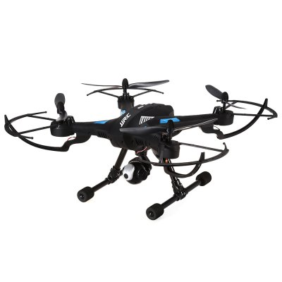 JJRC H26WH RC Quadcopter RTF VersionRC Quadcopters<br>JJRC H26WH RC Quadcopter RTF Version<br><br>Age: Above 14 years old<br>Battery: 7.4V 1200mAh Rechargeable Battery<br>Brand: JJRC<br>Built-in Gyro: 6 Axis Gyro<br>Camera Pixels: 0.3MP<br>Channel: 4-Channels<br>Control Distance: 100-300m<br>Detailed Control Distance: 200-300m<br>Features: WiFi FPV<br>Flying Time: 4-7mins<br>Functions: One Key Landing, One Key Automatic Return, Headless Mode, FPV<br>Kit Types: RTF<br>Level: Intermediate Level<br>Model: H26WH<br>Model Power: Built-in rechargeable battery<br>Motor Type: Brushed Motor<br>Package Contents: 1 x Quadcopter, 1 x Transmitter, 1 x USB Cable, 1 x Battery, 1 x Screwdriver, 2 x Spare Propeller, 1 x Mobile Phone Holder, 1 x Camera, 1 x Chinese-English Manual<br>Package size (L x W x H): 41.00 x 35.00 x 17.00 cm / 16.14 x 13.78 x 6.69 inches<br>Package weight: 1.457 kg<br>Product size (L x W x H): 45.50 x 45.50 x 18.00 cm / 17.91 x 17.91 x 7.09 inches<br>Product weight: 0.271 kg<br>Remote Control: 2.4GHz Wireless Remote Control,Radio Control<br>Transmitter Power: 4 x 1.5V AA battery(not included)<br>Type: Quadcopter