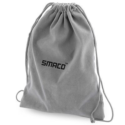 SMACO CPRB003 Storage Bag for Universal Action Camera