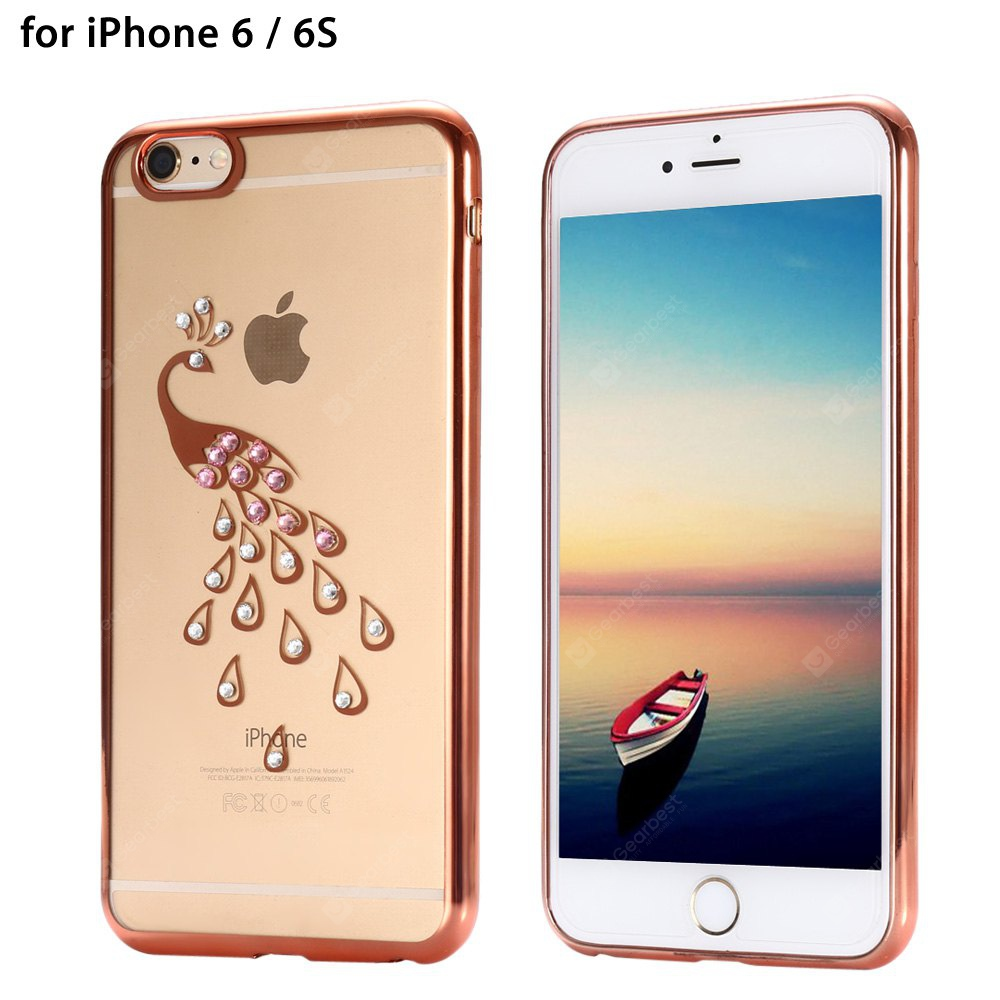 Protective Phone Back Case for iPhone 6-6S