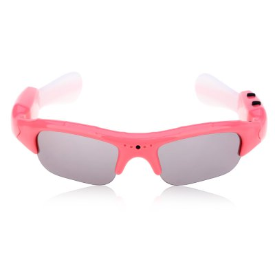 DV104 Smart Camera SunglassesOther Eyewear<br>DV104 Smart Camera Sunglasses<br><br>Color: Red<br>Lens height: 3.5cm<br>Lens width: 5.5cm<br>Nose bridge width: 1.8cm<br>Package Content: 1 x DV104 Smart Sunglasses, 1 x Cable, 1 x English Manual, 1 x Box<br>Package size: 16.00 x 8.00 x 7.00 cm / 6.3 x 3.15 x 2.76 inches<br>Package weight: 0.160 kg<br>Product size: 17.00 x 15.70 x 4.00 cm / 6.69 x 6.18 x 1.57 inches<br>Product weight: 0.054 kg<br>Suitable for: Unisex<br>Type: Goggles