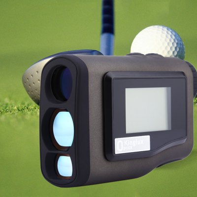 Kinglux Mini Golf Laser Rangefinder Telescope with LCD Screen