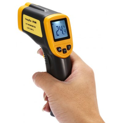 HongYan DT - 380 Handhold Digital Infrared Thermometer