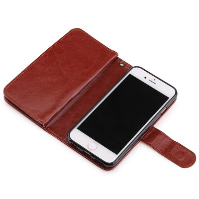 Crazy-horse Style Protective Case for iPhone 6 Plus / 6S Plus от GearBest.com INT