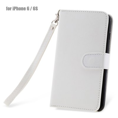 Crazy-horse PU Leather Protective Case for iPhone 6 / 6S