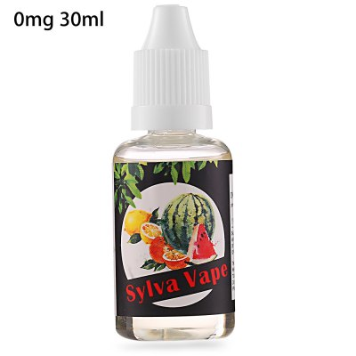 Sylva Vape Bois de Oud French Tobacco Style and Ice Cream Flavor E-juice