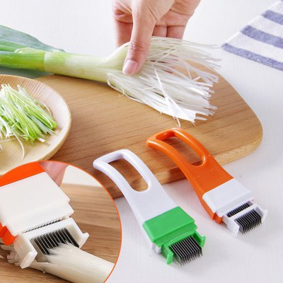 Multifunctional Onion Cutter Paring Knife Chopper Kitchen Tools