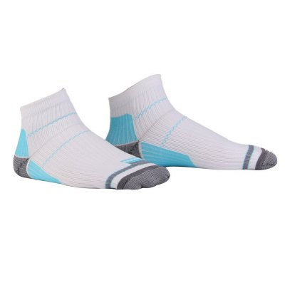 Paired Plantar Fascia Compression Socks for Adults