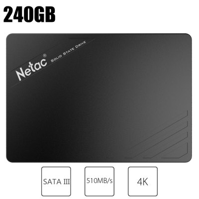 Gearbest Netac N530S 240GB Solid State Drive  -  240GB