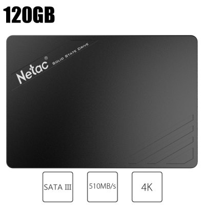 Netac 120GB Solid State Drive