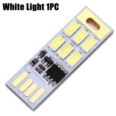 1PC Mini USB LED Lamp Module