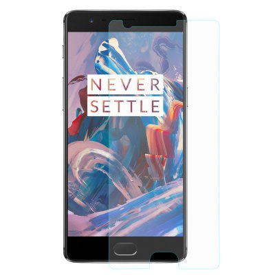 Hat - Prince Tempered Glass Screen Protector for OnePlus 3