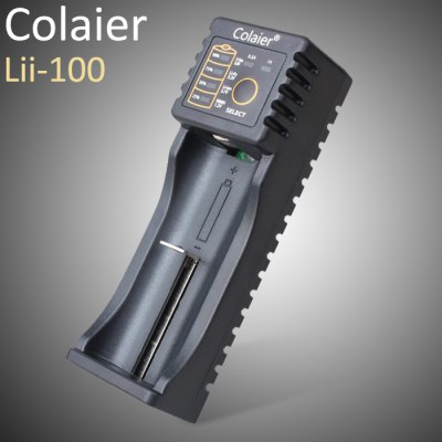 Colaier Lii - 100 Battery Charger