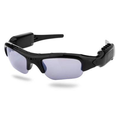 Gearbest DV300 Smart MP3 Sunglasses DV Recorder / HD Camera