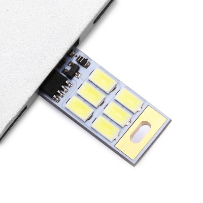 10PCS Mini USB LED Lamp ModuleLCD,LED Display Module<br>10PCS Mini USB LED Lamp Module<br><br>Color Temperature:: 5500K<br>Material: PCB<br>Output Current: 200mA<br>Output Power: 1W<br>Package Contents: 10 x Mini USB LED Lamps Light Module<br>Package Size(L x W x H): 11.00 x 7.10 x 1.40 cm / 4.33 x 2.8 x 0.55 inches<br>Package weight: 0.055 kg<br>Ports: USB<br>Product Size(L x W x H): 3.60 x 1.20 x 0.40 cm / 1.42 x 0.47 x 0.16 inches<br>Product weight: 0.030 kg<br>Screen type: LED<br>Type: Mini USB LED Lamps Light Module