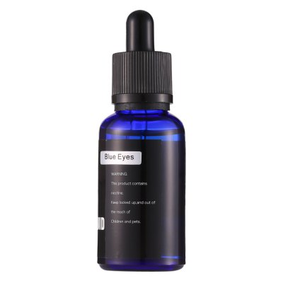 WAIWAIBAO Blue Eyes E Cigarette E-juiceE-liquid<br>WAIWAIBAO Blue Eyes E Cigarette E-juice<br><br>Accessories type: E-juice<br>Brand: WAIWAIBAO<br>E-Liquid Capacity: 30ml<br>E-Liquid Concentration: 6mg<br>E-liquid Concentration Range: 1-12mg<br>E-liquid Flavor Type: Blend series<br>Material: Glass, Plastic, Liquid<br>Package Contents: 1 x 30ml WAIWAIBAO Blue Eyes E-liquid<br>Package size (L x W x H): 4.50 x 4.50 x 11.00 cm / 1.77 x 1.77 x 4.33 inches<br>Package weight: 0.115 kg<br>Product size (L x W x H): 3.50 x 3.50 x 10.00 cm / 1.38 x 1.38 x 3.94 inches<br>Product weight: 0.089 kg<br>Type: Electronic Cigarettes Accessories