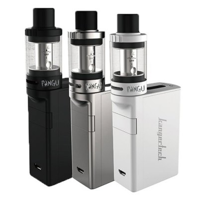 Original KangerTech Kone 1 - 60W Starter Kit 3000mAh TC / VW Box Mod with 3.5ml / 0.5ohm Pangu Tank Clearomizer