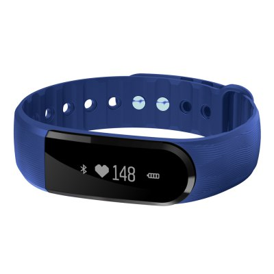 ID101HR Bluetooth 4.0 Heart Rate Monitor Smart Bracelet
