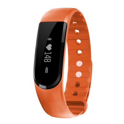 ID101HR Bluetooth 4.0 Smart Bracelet