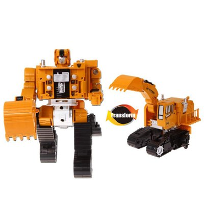 Transform Warrior 3D Robot Car Building Block PuzzleModel &amp; Building Toys<br>Transform Warrior 3D Robot Car Building Block Puzzle<br><br>Completeness: Semi-finished Product<br>Gender: Unisex<br>Materials: Metal, Plastic<br>Package Contents: 1 x Car Robot<br>Package size: 22.00 x 26.00 x 8.00 cm / 8.66 x 10.24 x 3.15 inches<br>Package weight: 0.377 kg<br>Stem From: China<br>Theme: Robots,Vehicle