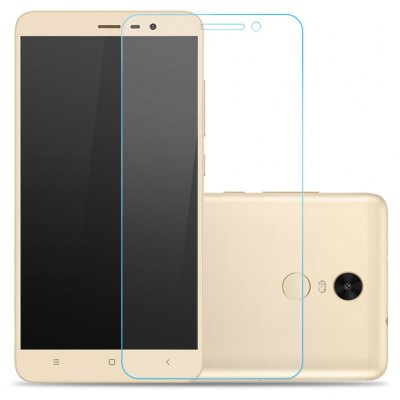 Luanke Tempered Glass Screen Protector for Xiaomi Redmi Note 3 / 3 Pro