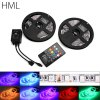 2PCS HML RGB Strip Light