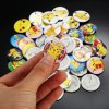 cheap Cartoon Plastic Badge Movie Product Children Present