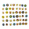 Cartoon Plastic Badge Movie Product Children Present
