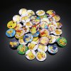 best Cartoon Plastic Badge Movie Product Children Present