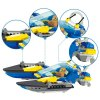 Speedboat Style Mini Educational Building Block for sale