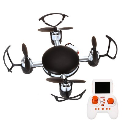 MJX X906T 5.8G FPV 720P Camera 2.4G 4CH 6 Axis Gyro Quadcopter 3D Flip with Light