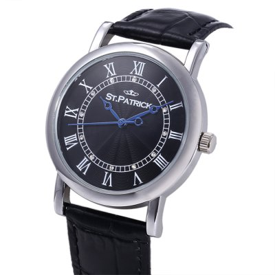 ST.PATRICK FI - 156A / B Fashion Men Quartz Watch