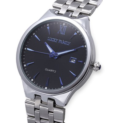 LUCKY FAMILY SG1278 Men Fashion Quartz Watch