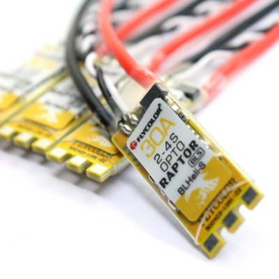 Flycolor Raptor BLHeli-S 2 - 4S 30A OPTO Brushless ESCs