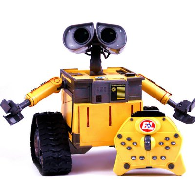 Infrared RC Programmable Robot
