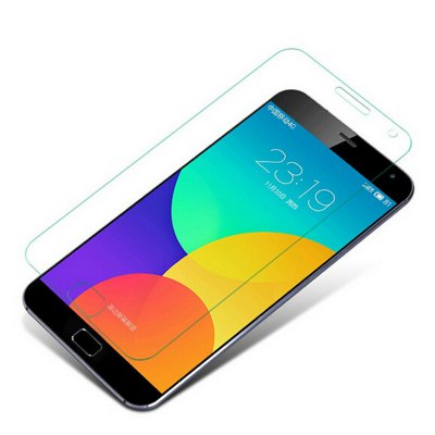 Tempered Glass Screen Protector Film 9H 2.5D Arc for MEIZU MX5