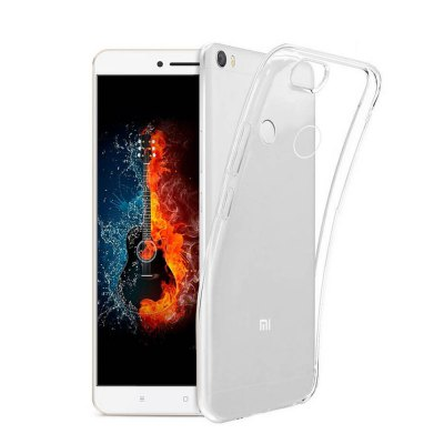 Luanke Transparent Phone Case for Xiaomi Max