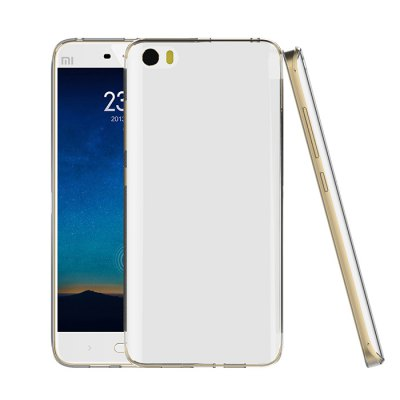 Luanke Transparent Phone Case for Xiaomi 5