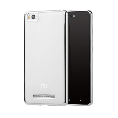 Luanke TPU Soft Protective Case for Xiaomi 4C / 4iCases &amp; Leather<br>Luanke TPU Soft Protective Case for Xiaomi 4C / 4i<br><br>Brand: Luanke<br>Color: Silver<br>Compatible Model: Xiaomi 4C / 4i<br>Features: Anti-knock, Back Cover<br>Mainly Compatible with: Xiaomi<br>Material: TPU<br>Package Contents: 1 x Protective Case<br>Package size (L x W x H): 21.00 x 10.50 x 2.50 cm / 8.27 x 4.13 x 0.98 inches<br>Package weight: 0.073 kg<br>Product Size(L x W x H): 14.60 x 7.40 x 1.00 cm / 5.75 x 2.91 x 0.39 inches<br>Product weight: 0.021 kg<br>Style: Transparent