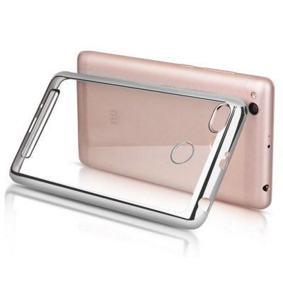 Luanke TPU Soft Protective Case for Xiaomi Redmi 3S / 3 ProCases &amp; Leather<br>Luanke TPU Soft Protective Case for Xiaomi Redmi 3S / 3 Pro<br><br>Brand: Luanke<br>Color: Gold,Rose Gold,Silver<br>Compatible Model: Xiaomi Redmi 3S / 3 Pro<br>Features: Anti-knock, Back Cover<br>Mainly Compatible with: Xiaomi<br>Material: TPU<br>Package Contents: 1 x Protective Case<br>Package size (L x W x H): 21.00 x 10.50 x 2.50 cm / 8.27 x 4.13 x 0.98 inches<br>Package weight: 0.067 kg<br>Product Size(L x W x H): 14.30 x 7.20 x 1.00 cm / 5.63 x 2.83 x 0.39 inches<br>Product weight: 0.016 kg<br>Style: Transparent