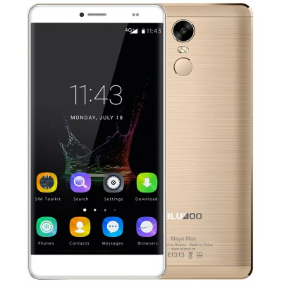 Bluboo Maya Max Android 6.0 6.0 inch 4G+ Phablet