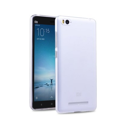 Luanke Transparent Phone Case for Xiaomi 4iCases &amp; Leather<br>Luanke Transparent Phone Case for Xiaomi 4i<br><br>Brand: Luanke<br>Color: Transparent<br>Compatible Model: Xiaomi 4i<br>Features: Anti-knock, Back Cover<br>Mainly Compatible with: Xiaomi<br>Material: TPU<br>Package Contents: 1 x Case<br>Package size (L x W x H): 21.00 x 10.50 x 2.50 cm / 8.27 x 4.13 x 0.98 inches<br>Package weight: 0.064 kg<br>Product Size(L x W x H): 14.10 x 7.30 x 1.00 cm / 5.55 x 2.87 x 0.39 inches<br>Product weight: 0.011 kg