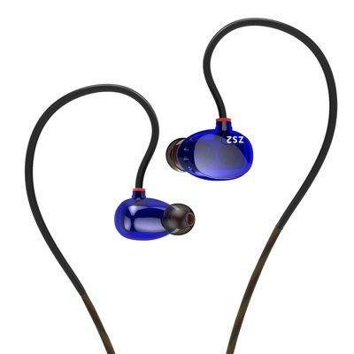 KZ ZS2 HiFi In-ear Earphones