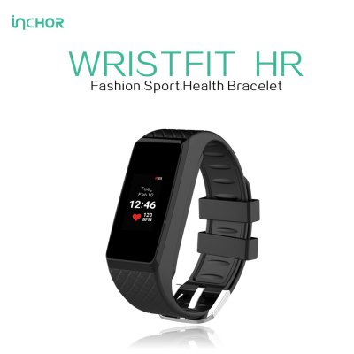 INCHOR Wristfit HR Bluetooth 4.0 Smart Watch
