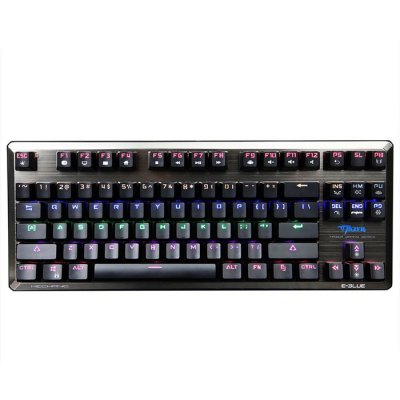 E-BLUE K727 Gaming Mechanical Keyboard with Blue Switch