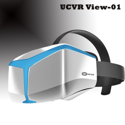 UCVR View - 01 3D VR Virtual Reality Glasses