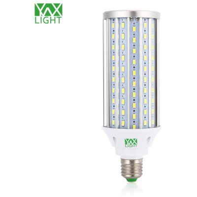 YWXLight E27 60W 160 x SMD 5730 5000 - 6000Lm LED Corn Bulb
