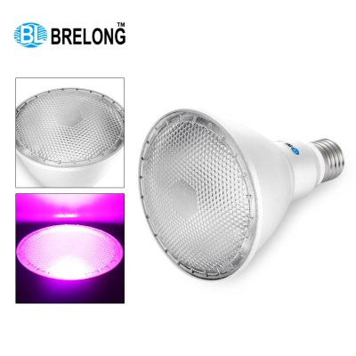 BRELONG E27 15W 30 x SMD2835 1300Lm LED Plant Grow Light for Seedbed Greenhouse