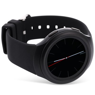 Finow X3 Plus 3G Smartwatch PhoneSmart Watch Phone<br>Finow X3 Plus 3G Smartwatch Phone<br><br>Brand: FINOW<br>Type: Watch Phone<br>OS: Android 5.1<br>CPU: MTK6580<br>Cores: 1.3GHz,Quad Core<br>RAM: 1G<br>ROM: 8GB<br>External Memory: Not Supported<br>Compatible OS: Android<br>Wireless Connectivity: 3G,Bluetooth 4.0,WiFi<br>WIFI: 802.11b/g/n wireless internet<br>Network type: GSM+WCDMA<br>Frequency: GSM 850/900/1800/1900MHz WCDMA 850/1900/2100MHz<br>Support 3G : Yes<br>GPS: Yes<br>Bluetooth version: V4.0<br>Screen type: Capacitive<br>Screen size: 1.3 inch<br>Screen resolution: 360 x 360<br>Camera type: No camera<br>SIM Card Slot: Single SIM(Micro SIM slot)<br>Speaker: Supported<br>Picture format: JPEG<br>Music format: MP3<br>Video format: AVI,MP4<br>Languages: Indonesian, Malay, Armenian, Catalan, Czech, Danish, German, Estonian, English, Spanish, Filipino, French, Croatian, Italian, Latvian, Lithuanian,  Hungarian,  Dutch, Norwegian Bokmal, Polish, Portugu<br>Additional Features: 2G,3G,Alarm,Bluetooth,Calendar,GPS,MP3,MP4,Notification,Sound Recorder<br>Functions: Heart rate measurement,Pedometer<br>Cell Phone: 1<br>Charging Dock: 1<br>Battery: 450mAh Built-in<br>USB Cable: 1<br>Screwdriver: 1<br>Screw: 4<br>User Manual: 1<br>Product size: 4.60 x 4.70 x 1.30 cm / 1.81 x 1.85 x 0.51 inches<br>Package size: 12.00 x 12.00 x 7.00 cm / 4.72 x 4.72 x 2.76 inches<br>Product weight: 0.090 kg<br>Package weight: 0.270 kg